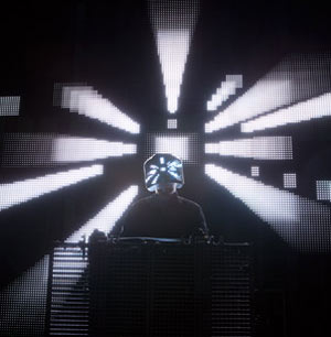 Squarepusher Extends North American Tour 2012