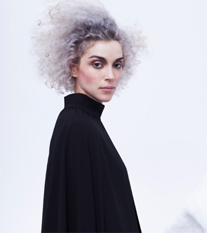 St. Vincent Unveils New Track 'Digital Witness' From Forthcoming Self-titled Album