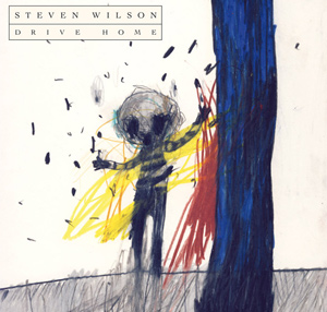 Steven Wilson Releases Audio-Visual Cd/Dvd And Cd/Blu-Ray 'Drive Home'