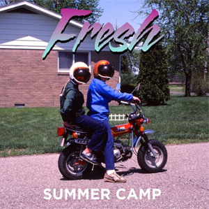 Summer Camp Announce New Self-Titled Album Released 9th September 2013