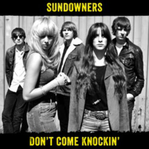 The Sundowners Announce new single 'Don't Come Knockin'' Out 29th July 2013