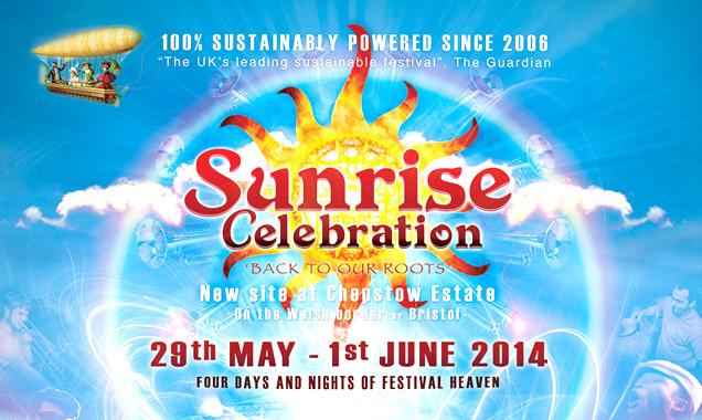 Sunrise Celebration Festival 2014 Details Plus Line-up Announcement