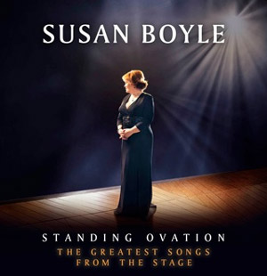 Susan Boyle Announces New Album 'Standing Ovation' Released 19th November 2012