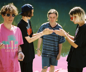 Swim Deep Announce 2013 Autumn Uk Tour And New Single 'King City'