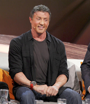 An Evening With Sylvester Stallone In London Announced