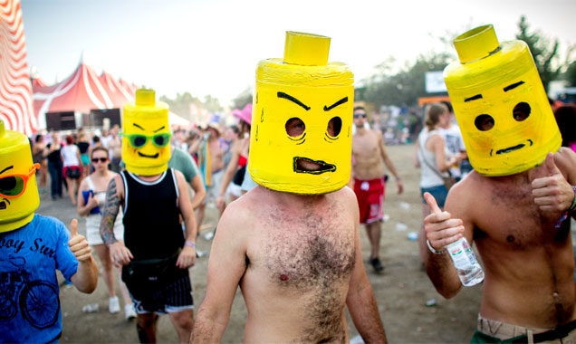 Sziget Festival Add 2014 Madness, The Bloody Beetroots, Kelis, Band Of Skulls And More