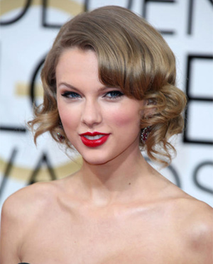 Taylor Swift will be painting London RED in February 2014 with five dates at London's The O2