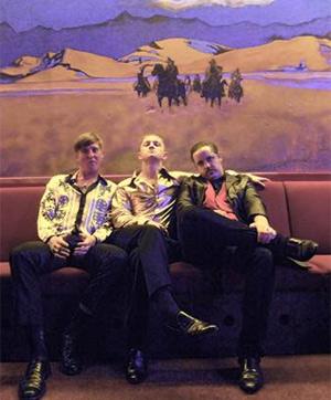 The Amazing Snakeheads Announce November 2013 Nme Radar Tour