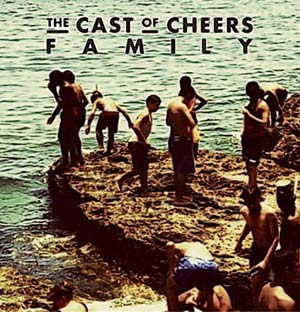 The Cast Of Cheers Release Debut Album 'Family' Released July 23rd 2012