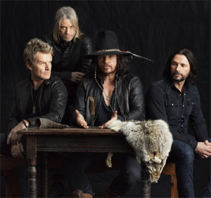 The Cult Announce October 2013 'Electric 13' Worldwide Tour