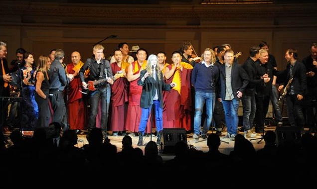 The Flaming Lips, Philip Glass And Laurie Anderson To Perform At The 25th Annual Tibet House Us Benefit Concert On March 5th 2015