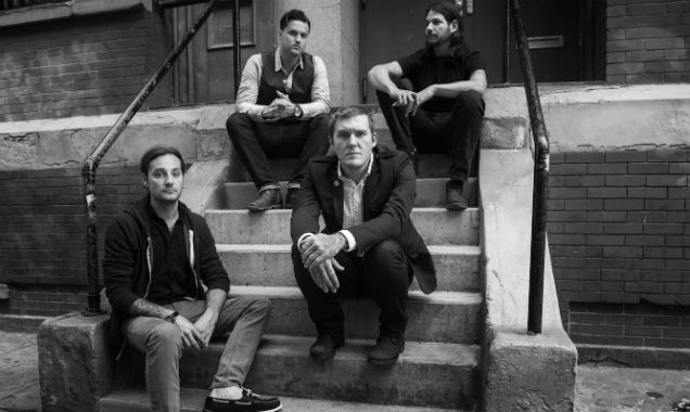 The Gaslight Anthem Release New Album 'Get Hurt' In The UK On 18th August 2014