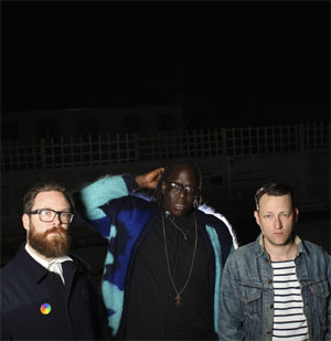 The Invisible Announce October 2012 Uk Tour
