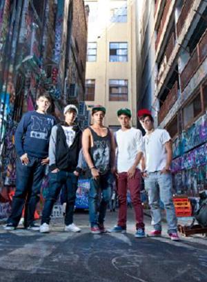 The Janoskians (Digital Exclusive) MTV