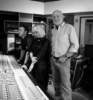 The Joy Formidable Back In The Studio With Andy Wallace 2012