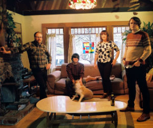 The Mantles give away free download of 'Hello' from new album 'Long Enough To Leave' released on 15th July 2013