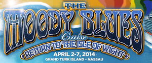The Moody Blues Cruise Ii 2014 Announce Final Line-Up For Their Second Fan Cruise