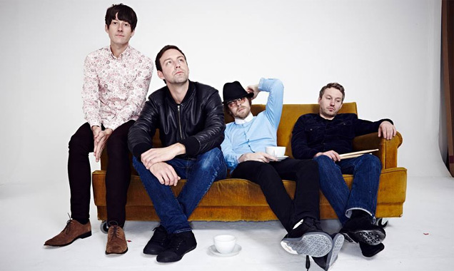 The Rifles Announce New Single 'All I Need' Out In The UK On 5th May 2014