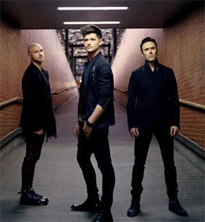 The Script Announce 2013 Arena Tour