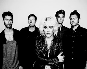 The Sounds Prepare Their Brand New Album 'Weekend' For An October 29th 2013 Release