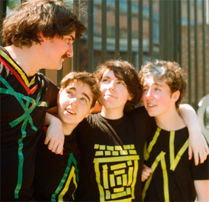 The Spook School - Debut Album Due Out In October On Fortuna Pop