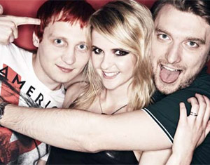 The Subways Release New Single 'Kiss Kiss Bang Bang' Out On May 7th 2012