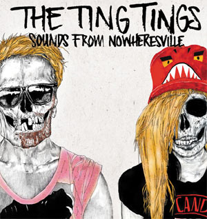 The Ting Tings Announce New Album 'Sounds From Nowheresville' Out March 2012