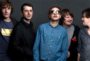 The Twang February 2011 Tour With Shaun Ryder