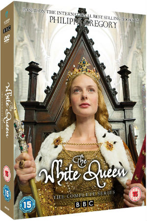 'The White Queen' Dvd And Blu-ray To Be Released On 19th August 2013