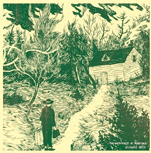 The Wilderness Of Manitoba Announce New Ep 'Delaware House' Out 24th July 2012