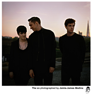 The Xx Have Just Announced Details Of Three Uk Live Dates For Sept 2012