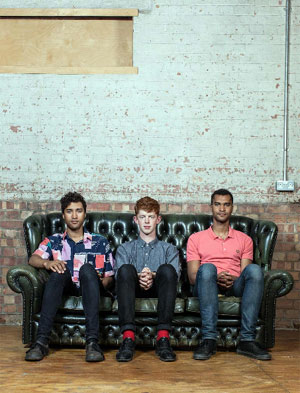Theme Park Announce Headline Show @ Heaven March 2013