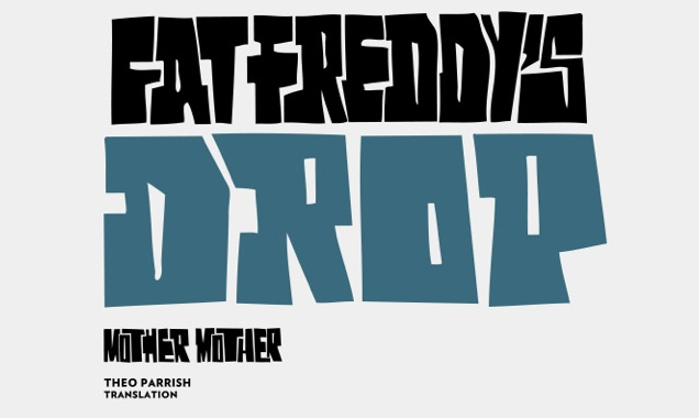 Theo Parrish Remixes Fat Freddy's Drop Track 'Mother Mother' Released On March 24th 2014 [Listen]
