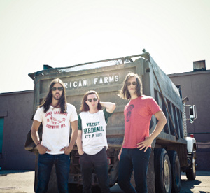 The Whigs Announce New Album 'Enjoy The Company' Released 29th July 2013