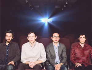 Tokyo Police Club Announce New Album 'Forcefield' Out 24th March 2014