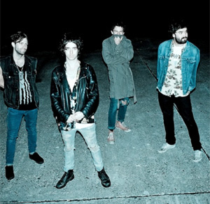 Tribes Announce New Single 'Corner Of An English Field' Out April 2nd 2012