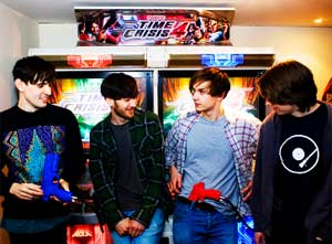 Tripwires Announce Debut Album 'Spacehopper'released 18th June 2013