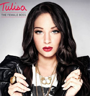 Tulisa Announces Debut Album 'Female Boss' Out November 26th 2012