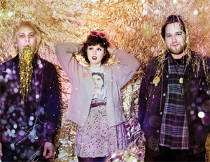 Tweens Announce New Single 'Be Mean' Click Here To Listen Debut Self-Titled Album Out April 7th 2014