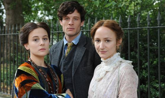 Phoebe Fox, Lydia Leonard, Sam Hoare And James Norton Star In New Bbc Two Drama 'Life In Squares'