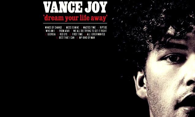 Vance Joy Announces Debut Album 'Dream Your Life Away' Released In The Uk 15th September 2014
