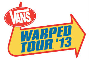 Vans Warped Tour 2013 Kick Off Party Set For March 28th