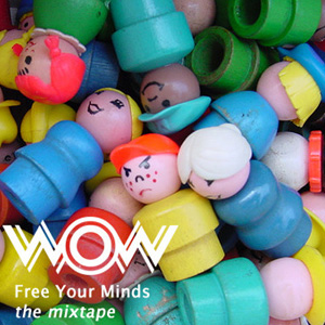 DOWNLOAD: War Of Words Free Your Minds Mixtape