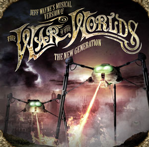 The War Of The Worlds: The New Generation New Deluxe Double Album Out November 26th 2012