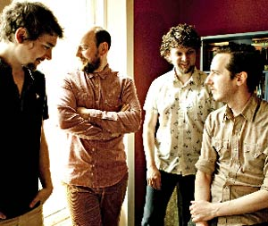Wave Machines Announce New Album 'Pollen' Out 21st January 2013