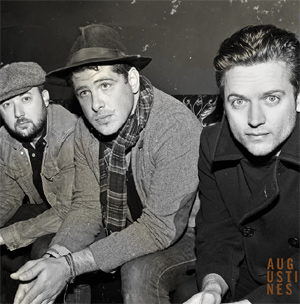 We Are Augustines Announce New Self-Titled Album Released February 3rd 2014