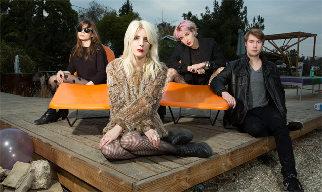 White Lung Brand New Uk 2014 Dates Announced