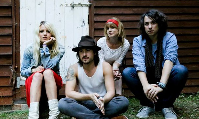 Wildflowers Announce New Ep 'Let It Go' Out In The Uk 14th April 2014