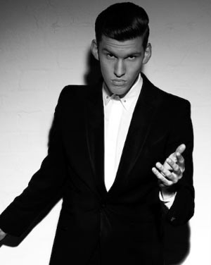 Willy Moon Announces Debut Album 'Here's Willy Moon' Released 1st April 2013