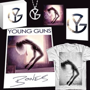 Young Guns Release Limited Edition Album Boxsets On April 15th 2013
